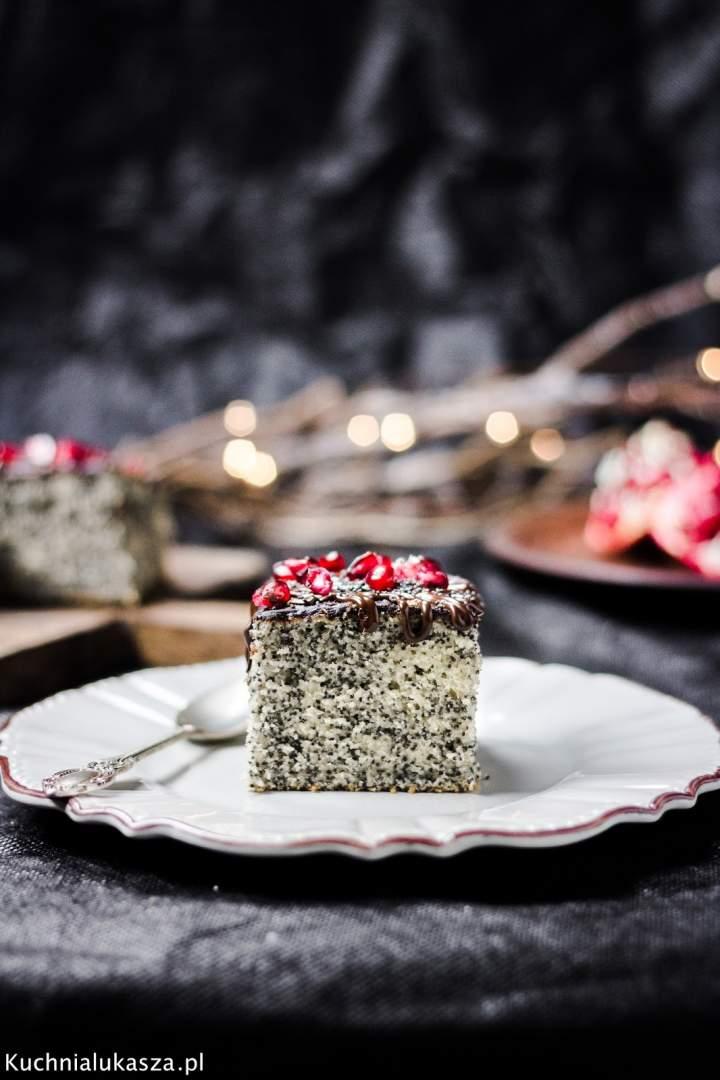 Ciasto makowe – Piegusek