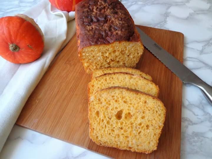 Z cyklu: Domowe pieczywo – Chleb dyniowy (Pane di zucca)