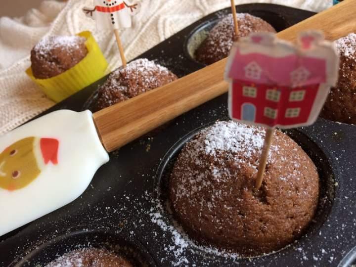 Piernikowe muffinki