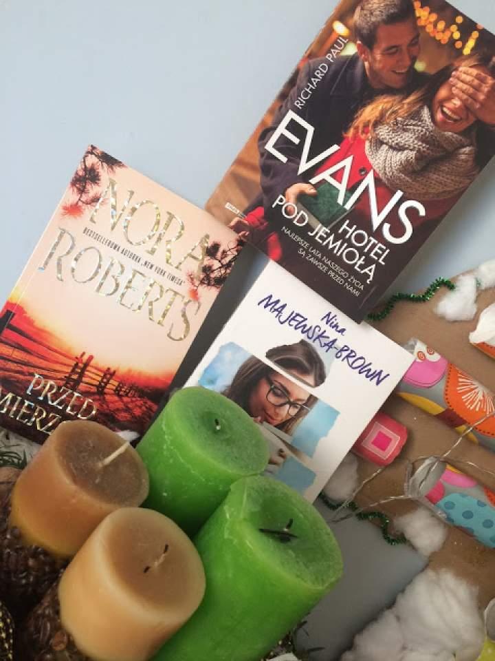 Propozycja wciągających książek na zimowe wieczory
