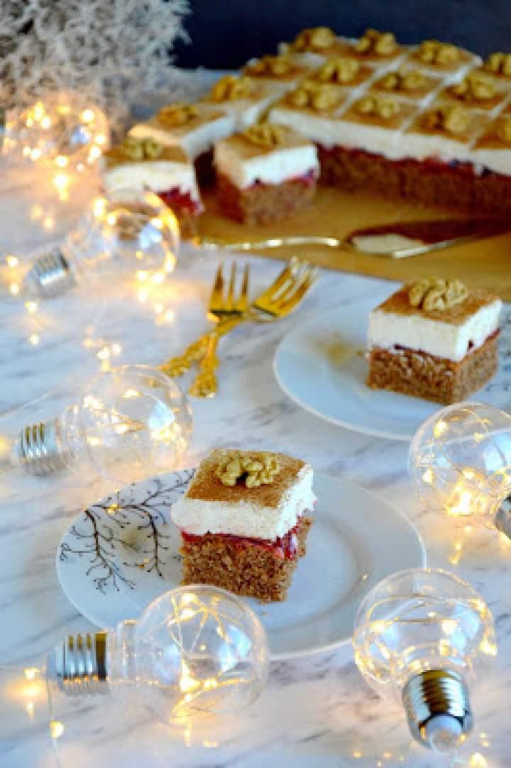 Ciasta z kremem / śmietaną