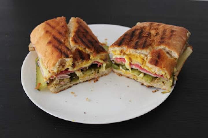 Kubańska kanapka Cuban Sandwich