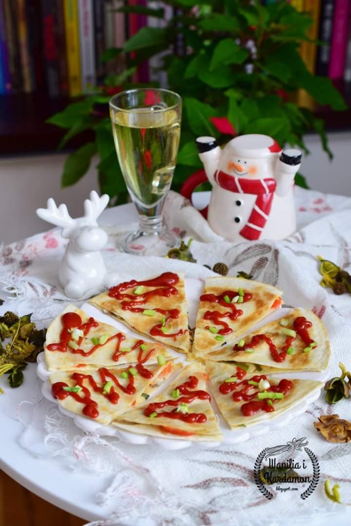 Imprezowe tortille
