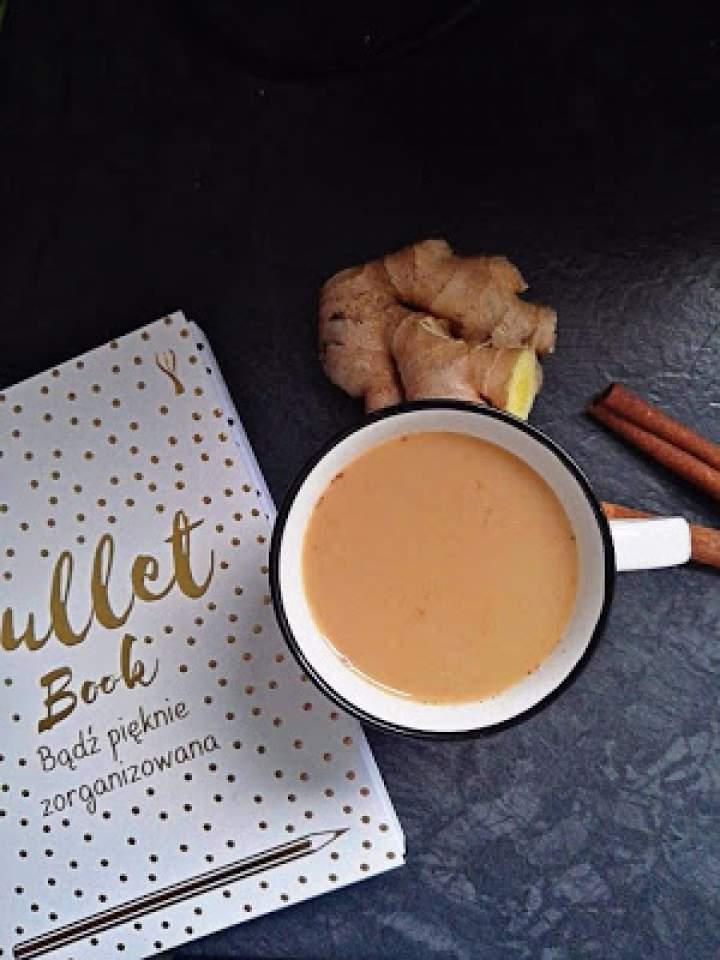 Karmelowo-korzenna kawa