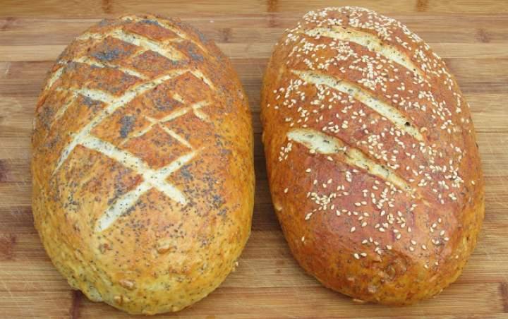 Chleb pszenny wieloziarnisty