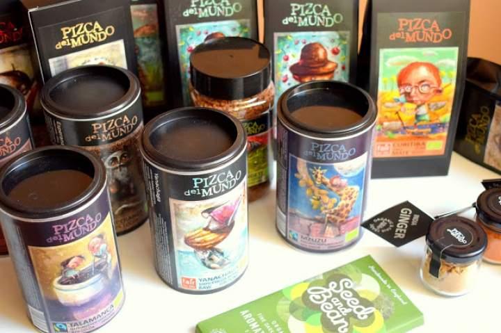 Kakao, czekolady na gorąco, ziarna kakaowca – czekoladowa Szczypta Świata :)