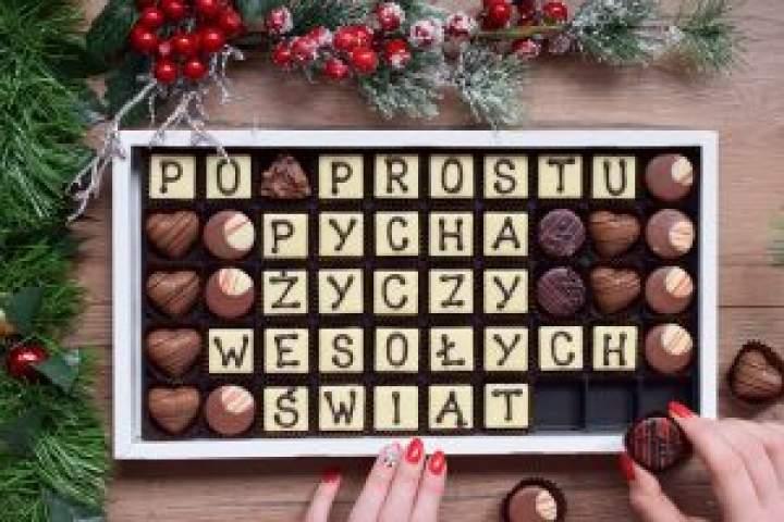 Sweet Message – stwórz własną słodką wiadomość bliskiej osobie!