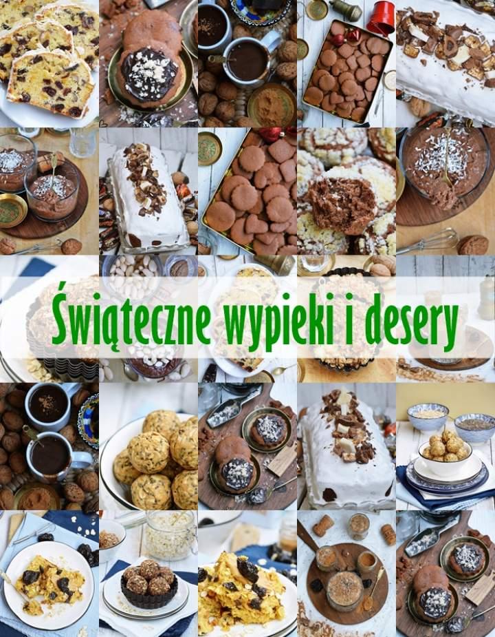 Świąteczne wypieki i desery
