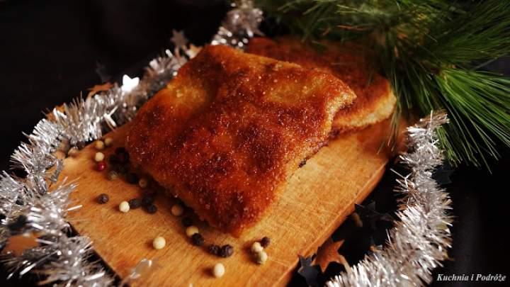 Panierowane filety z karpia