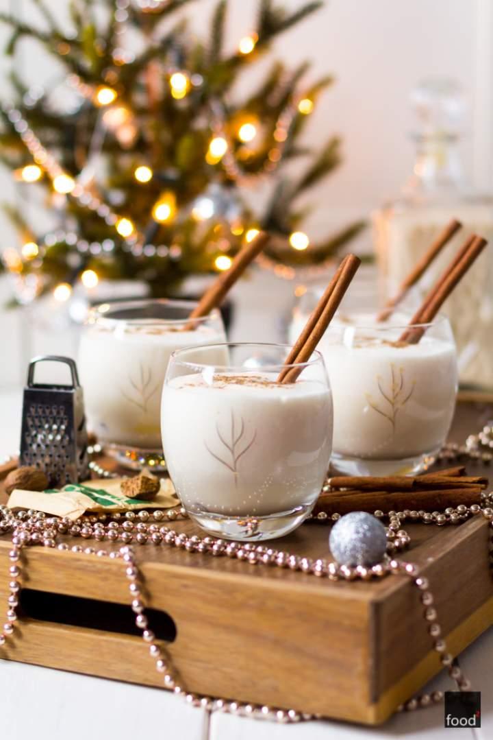 Eggnog – świąteczny poncz jajeczny z whisky