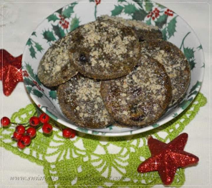 Świąteczne ciasteczka wegańskie