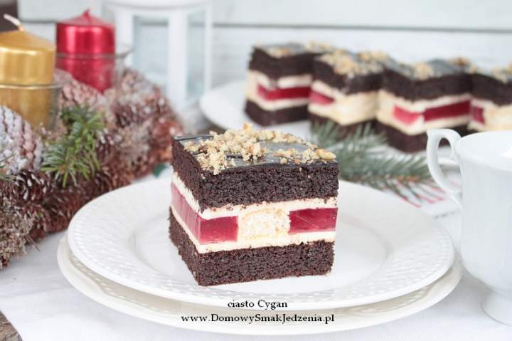 ciasto Cygan s. Anastazji