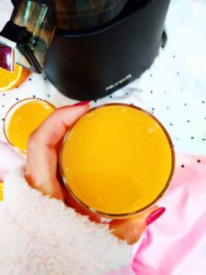 Sok pomarańczowo – mandarynkowy