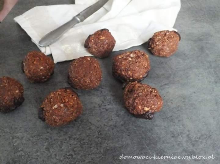 Pralinki czekoladowo – orzechowe