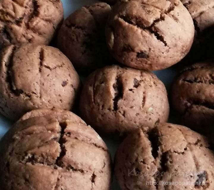 Kartofelki czekoladowe