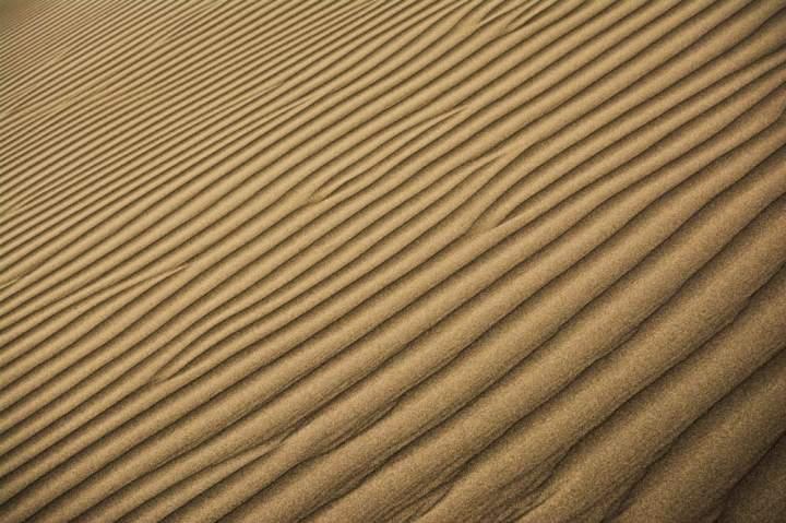 Miraże i oazy, czyli wschód słońca na irańskiej pustyni