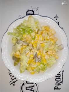 Słoneczna surówka obiadowa