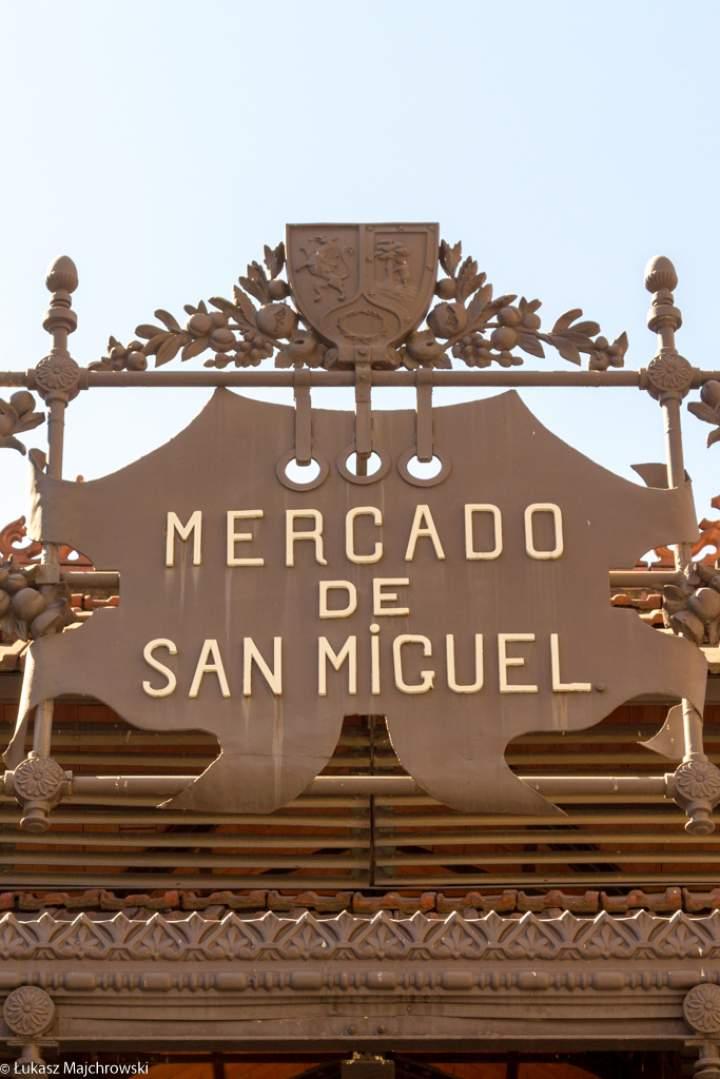 Targi świata: Mercado de San Miguel w Madrycie