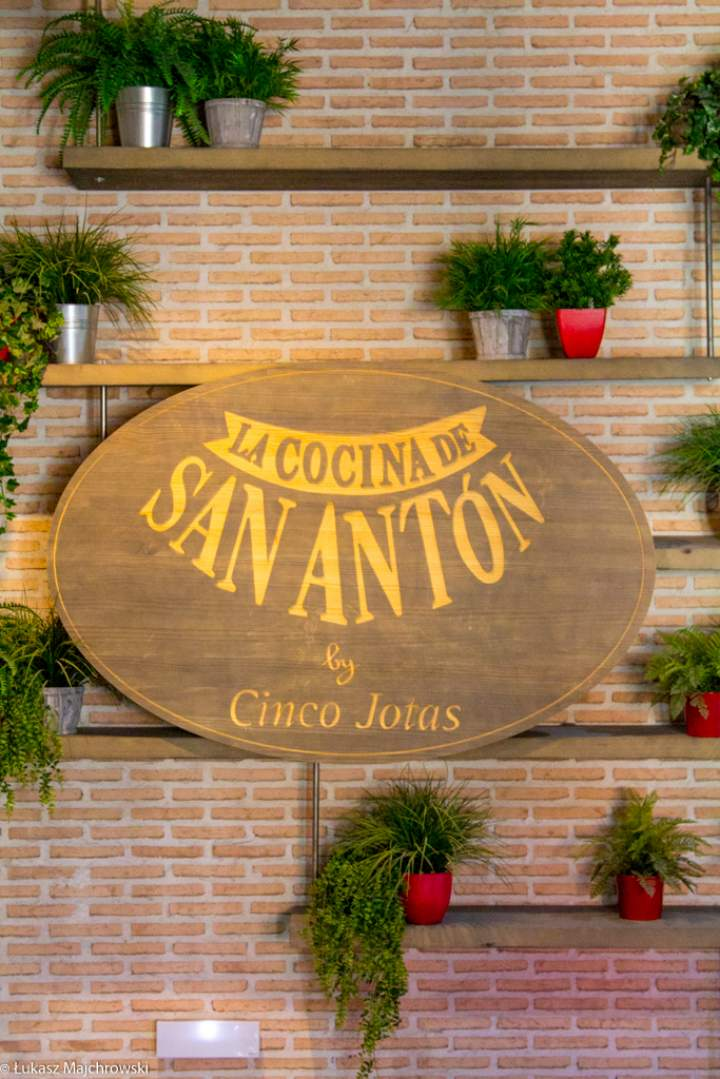 Targi świata: Mercado de San Antón w Madrycie