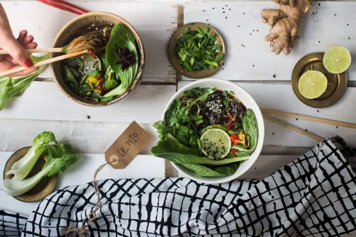 Pho – wietnamska, rozgrzewająca zupa