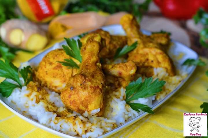 Chińskie pałeczki z kurczaka