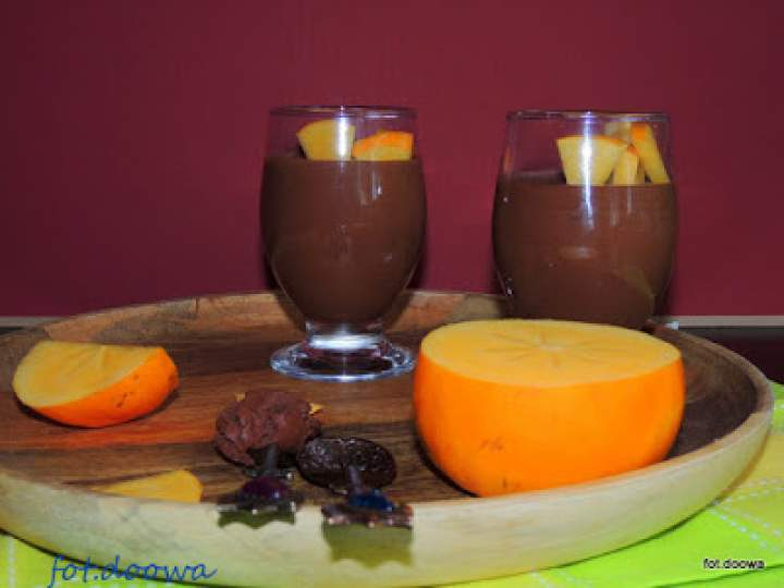 Wegański mus czekoladowy