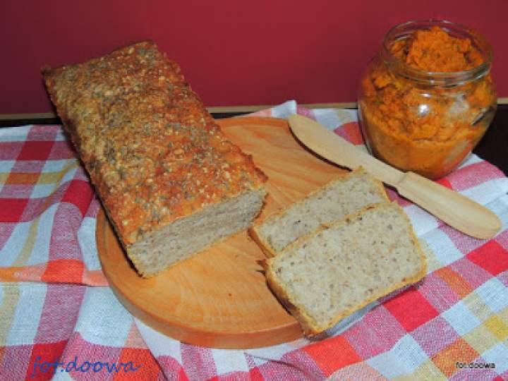 Chleb pszenny na zakwasie żytnim z kminkiem