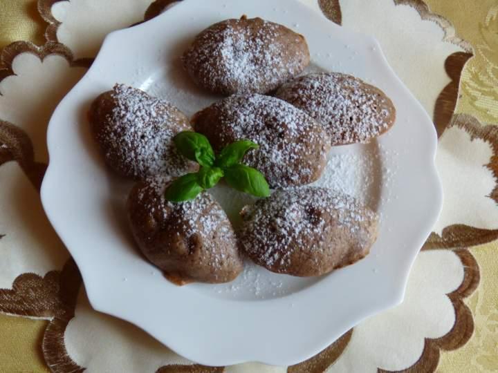 Kakaowe magdalenki