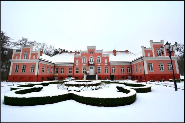 Pałace Pomorza