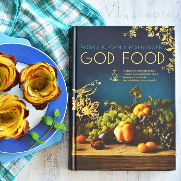 Wyjątkowa książka GOD FOOD do rozdania