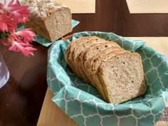 Chleb pszenno – żytni.