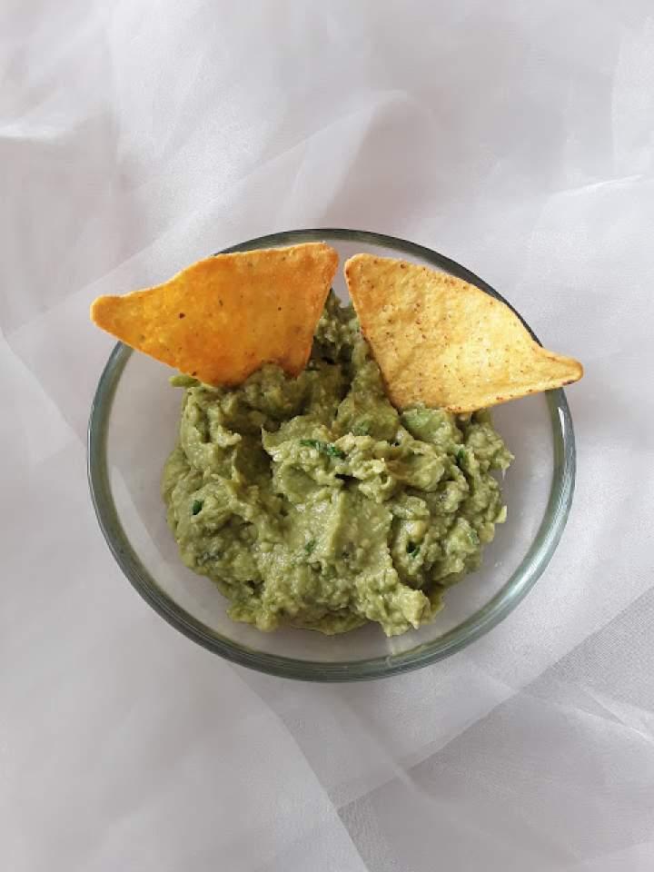 Guacamole – salsa z awokado
