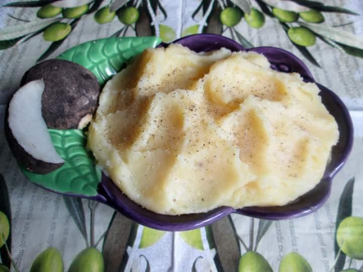 Ziemniaki tłuczone z rzepą