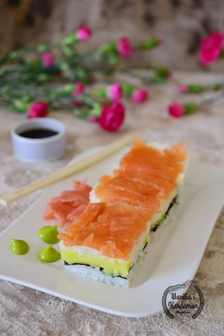 Oshi Sushi z Kansai