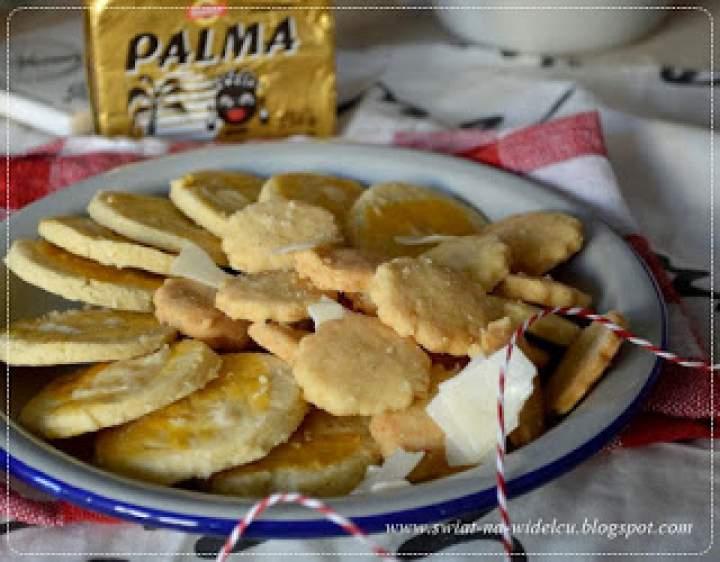 Ciasteczka parmezanowe