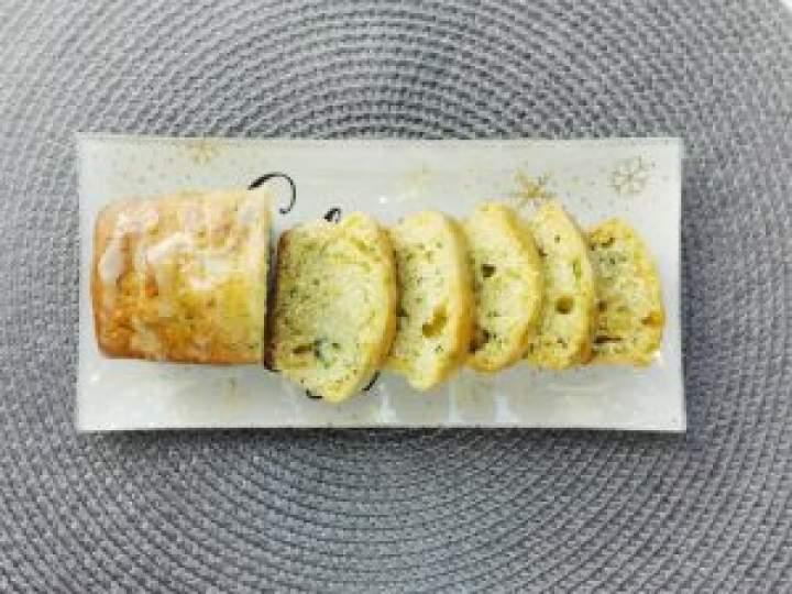Cytrynowy chlebek z cukinii