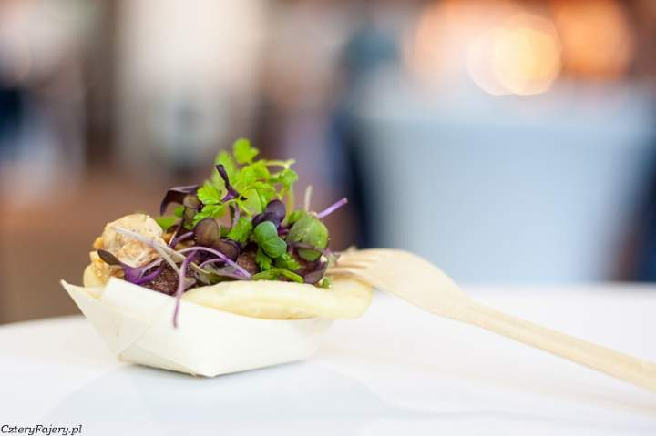 Culinary Innovators 2018 na Służewcu