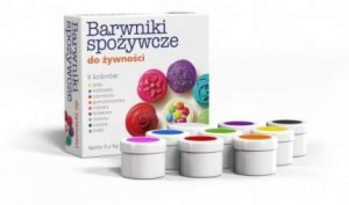 Barwniki spożywcze – Kolorowe trendy w cukiernictwie