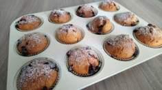 Muffiny z kawałkami czekolady – pyszne i proste :)