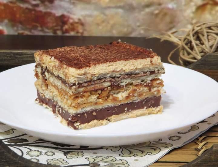 TOFFIFEE – pyszne ciasto bez pieczenia