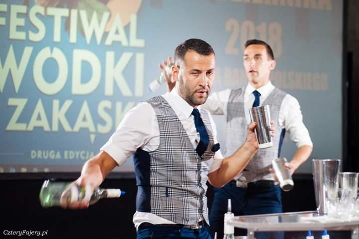 Jedyny w Polsce Festiwal Wódki i Zakąski