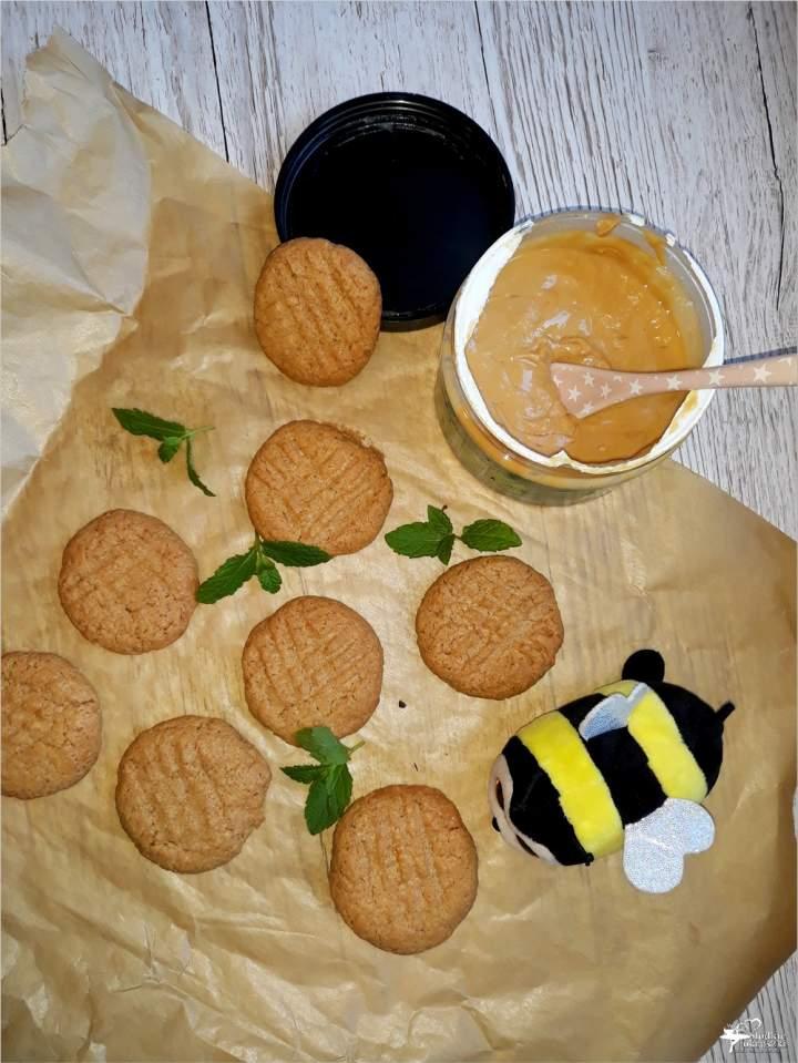 Najłatwiejsze ciasteczka orzechowe i o tym dlaczego warto kupować na Bee.pl