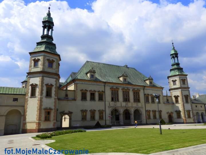 Pałac – Muzeum Biskupów Krakowskich w Kielcach