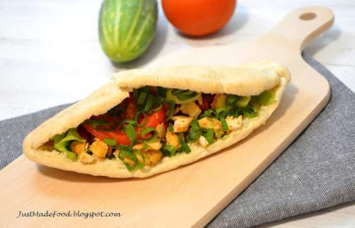Kebab z kurczakiem