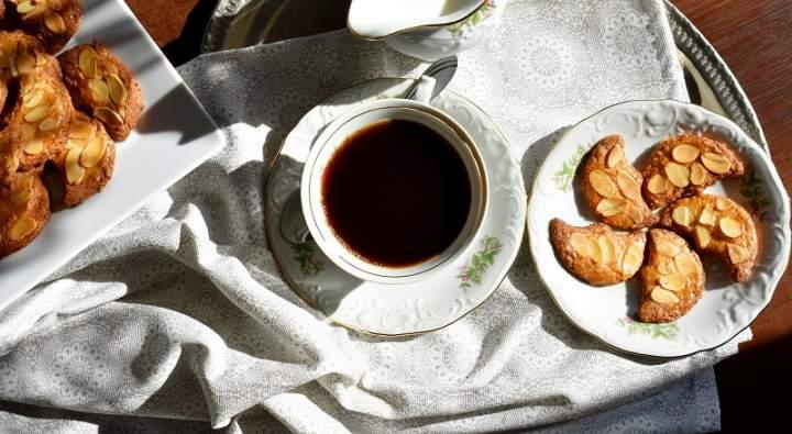 Ciasteczka migdałowe – najlepsze na świecie