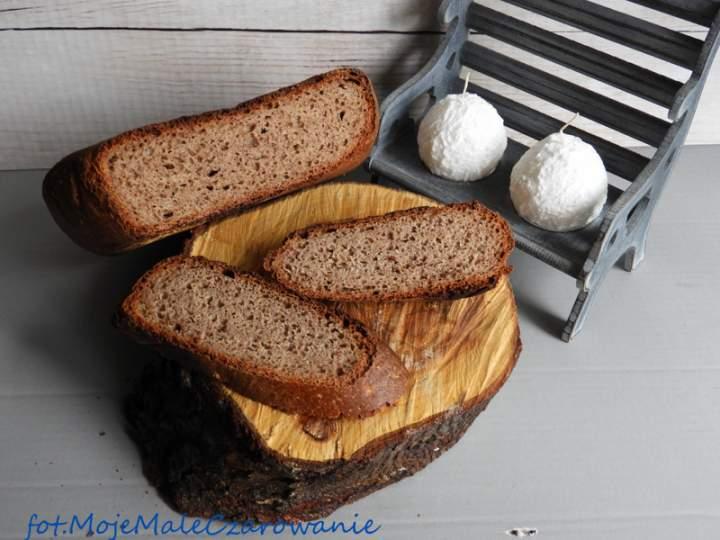 Chleb pszenno – gryczany