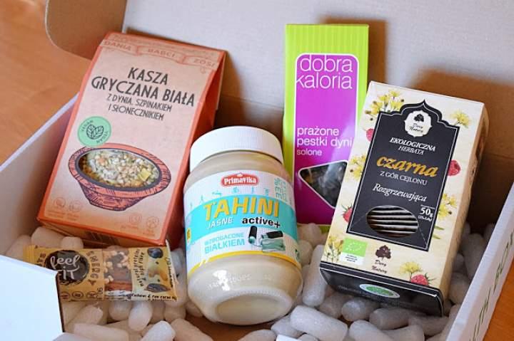 Health Box – pudełko zdrowych produktów #2 :)