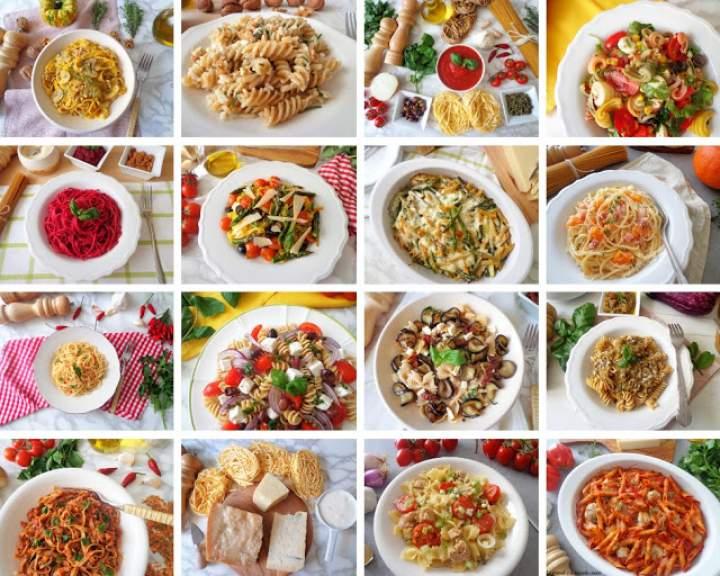 30 przepisów na dania z makaronem (30 ricette di pasta)