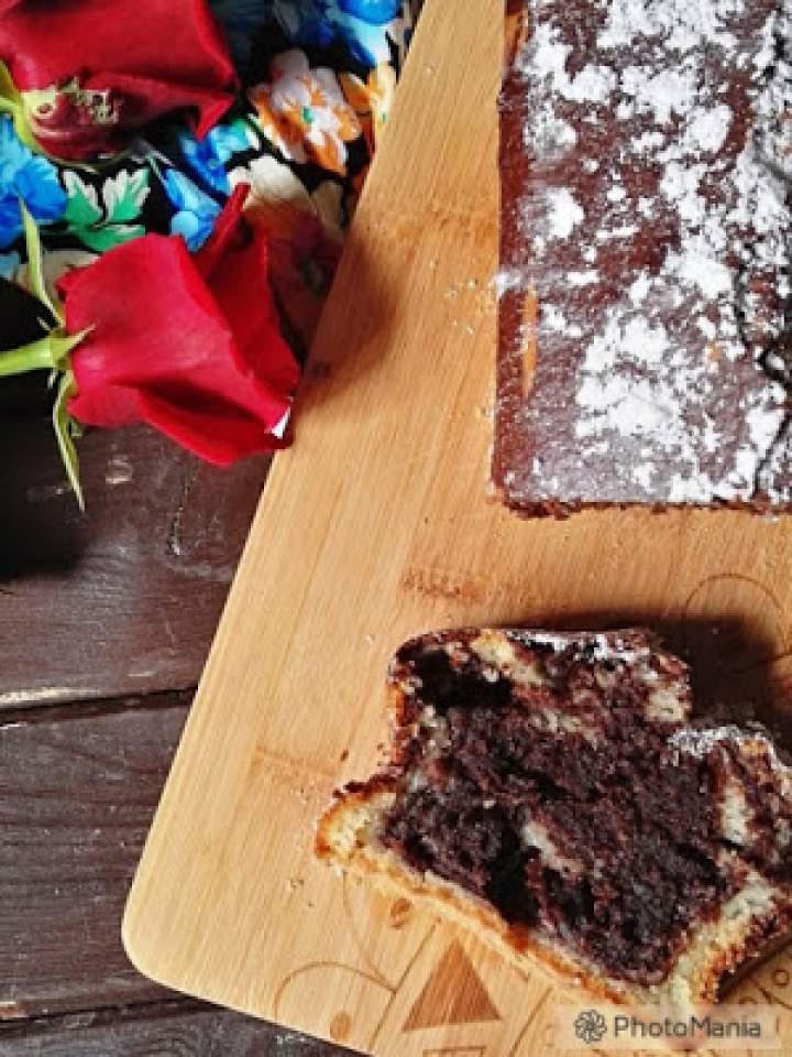 Babka z kakao na kefirze