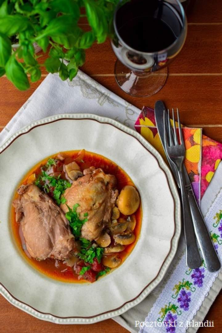 Najprostsze casserole z kurczaka